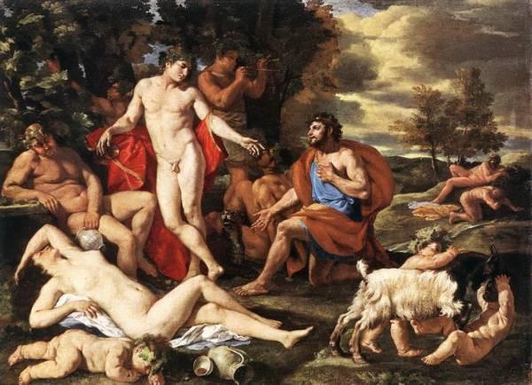 Midas and Bacchus EUR